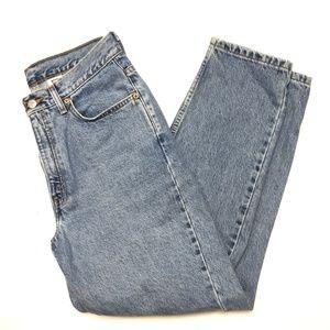 Vintage Levi's 512 High Waist Mom Jeans 10S